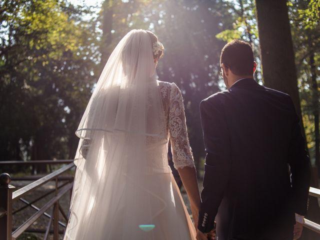 Il matrimonio di Roberto e Marika a Monza, Monza e Brianza 42