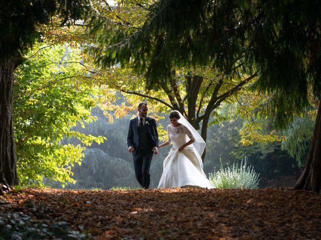 Il matrimonio di Roberto e Marika a Monza, Monza e Brianza 45