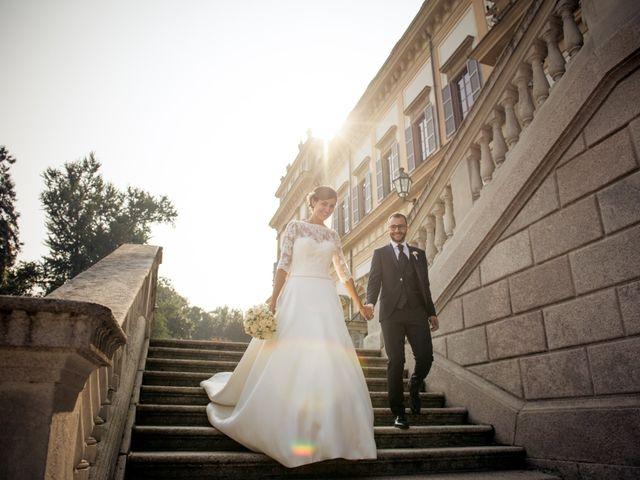 Il matrimonio di Roberto e Marika a Monza, Monza e Brianza 1