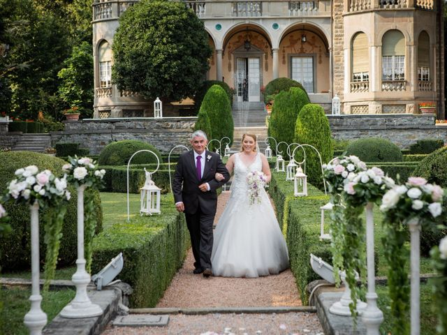 Il matrimonio di Silvan e Sarah a Bergamo, Bergamo 23