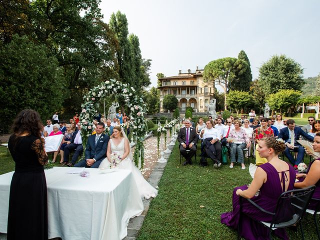 Il matrimonio di Silvan e Sarah a Bergamo, Bergamo 38