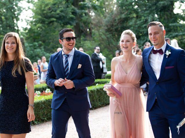 Il matrimonio di Silvan e Sarah a Bergamo, Bergamo 53