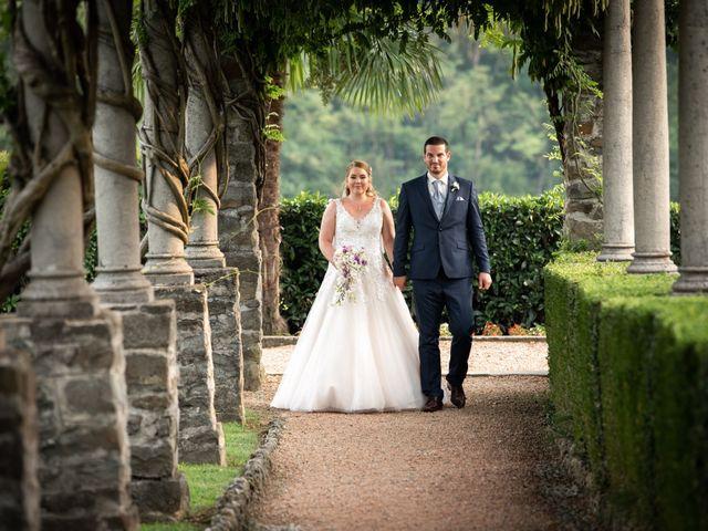Il matrimonio di Silvan e Sarah a Bergamo, Bergamo 55