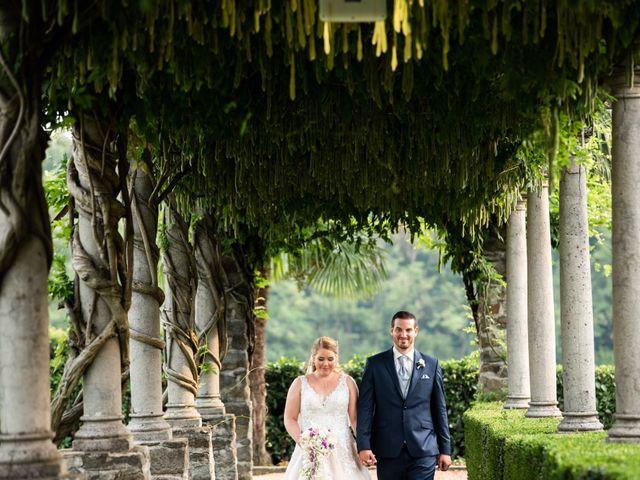 Il matrimonio di Silvan e Sarah a Bergamo, Bergamo 56