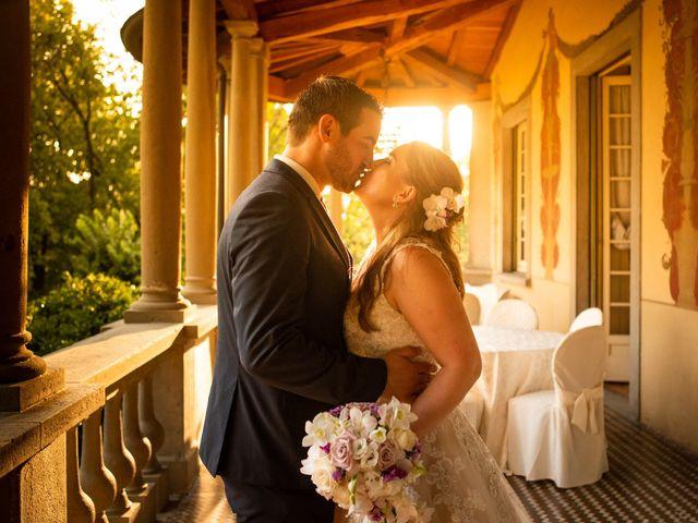 le nozze di Sarah e Silvan