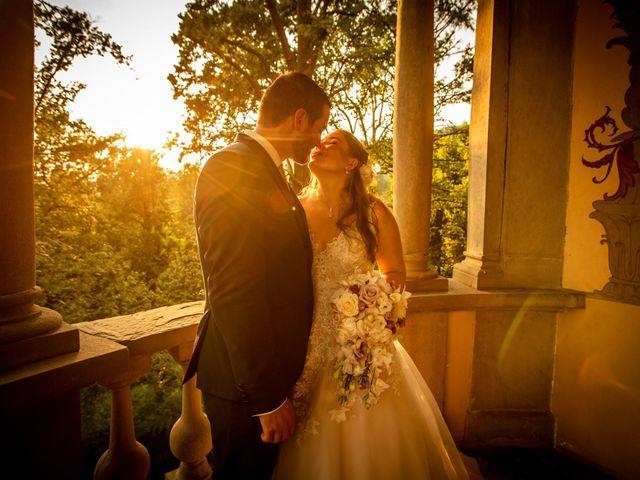 Il matrimonio di Silvan e Sarah a Bergamo, Bergamo 62