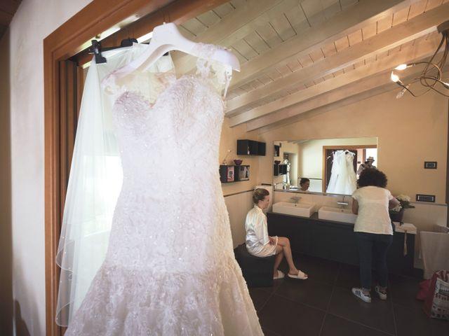 Il matrimonio di Emanuele e Elisa a Capriolo, Brescia 8