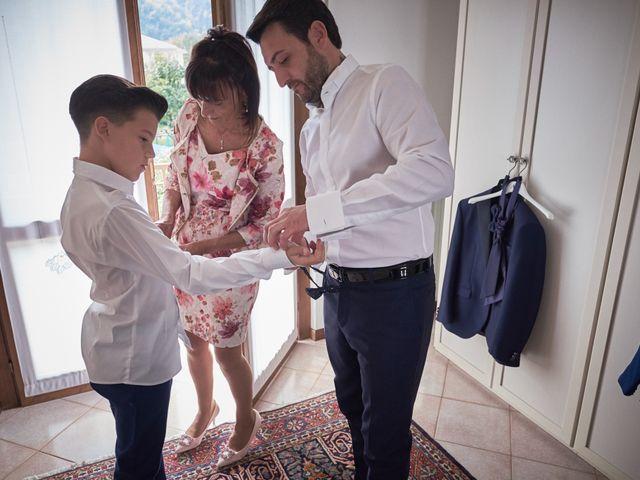 Il matrimonio di Emanuele e Elisa a Capriolo, Brescia 15