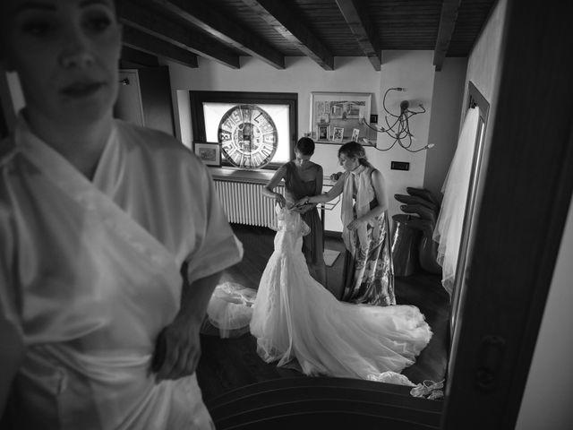Il matrimonio di Emanuele e Elisa a Capriolo, Brescia 27