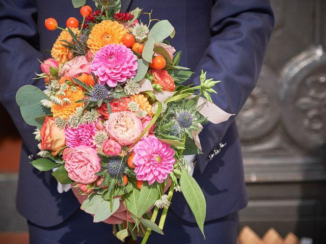 Il matrimonio di Emanuele e Elisa a Capriolo, Brescia 32