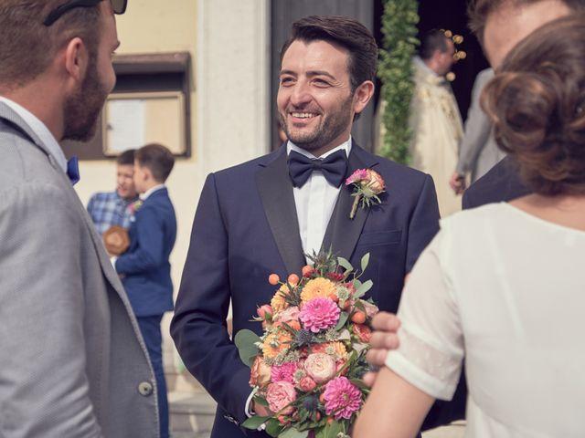 Il matrimonio di Emanuele e Elisa a Capriolo, Brescia 33