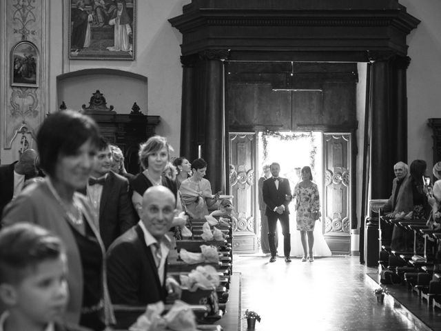 Il matrimonio di Emanuele e Elisa a Capriolo, Brescia 36