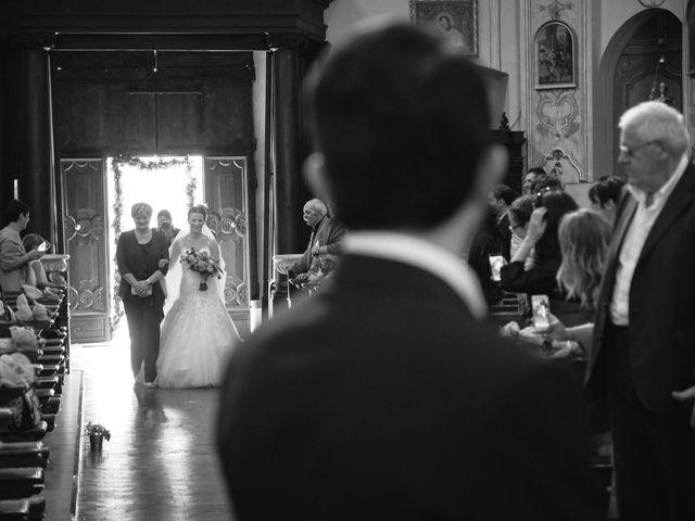 Il matrimonio di Emanuele e Elisa a Capriolo, Brescia 37