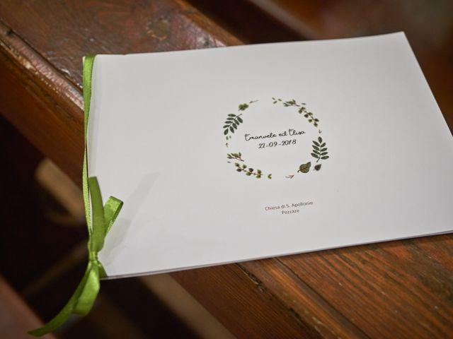 Il matrimonio di Emanuele e Elisa a Capriolo, Brescia 38