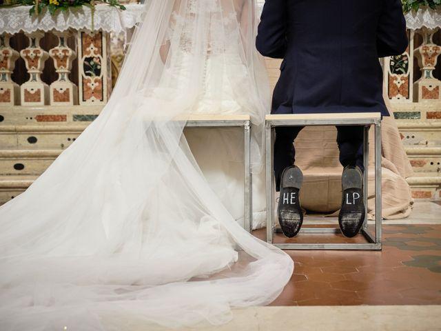 Il matrimonio di Emanuele e Elisa a Capriolo, Brescia 39