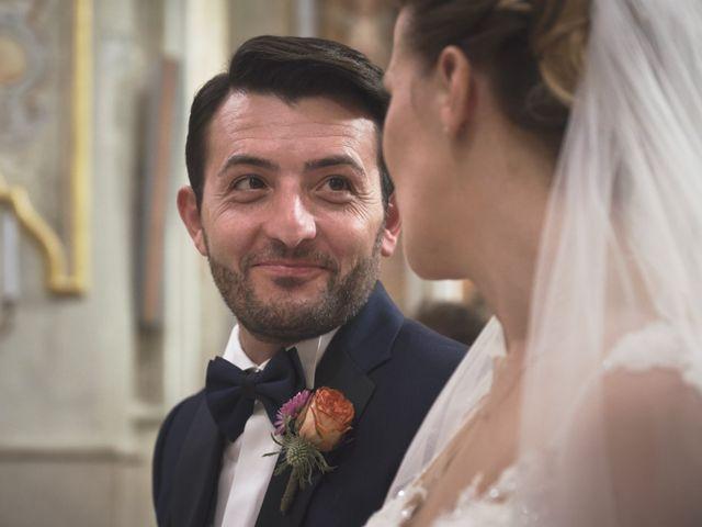 Il matrimonio di Emanuele e Elisa a Capriolo, Brescia 40