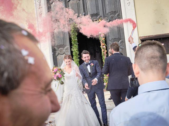 Il matrimonio di Emanuele e Elisa a Capriolo, Brescia 42