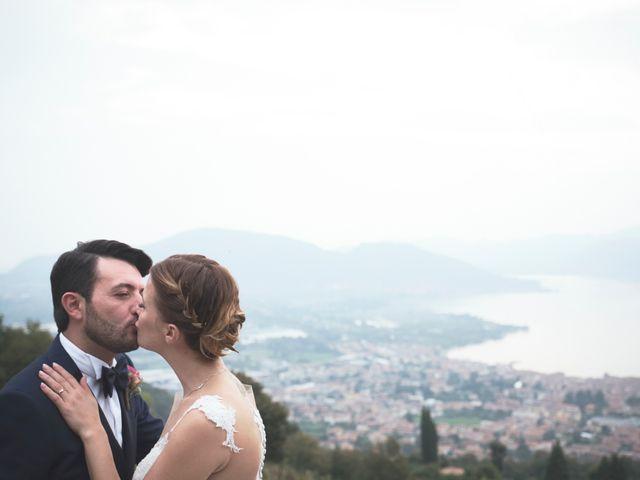 Il matrimonio di Emanuele e Elisa a Capriolo, Brescia 44