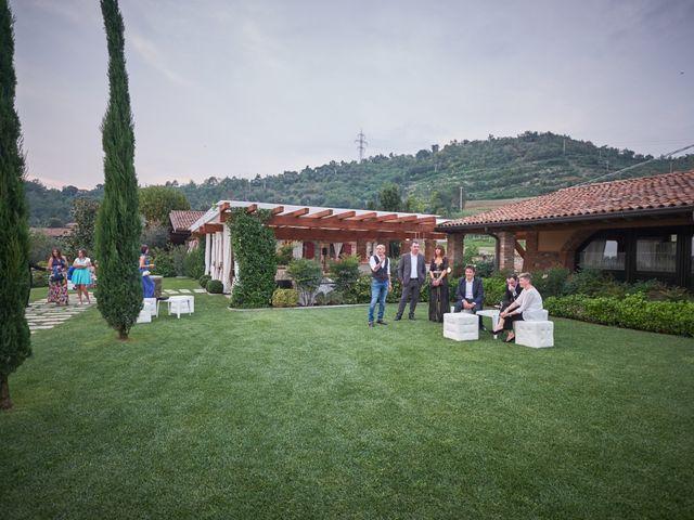Il matrimonio di Emanuele e Elisa a Capriolo, Brescia 46