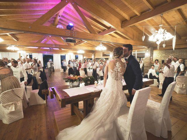 Il matrimonio di Emanuele e Elisa a Capriolo, Brescia 52