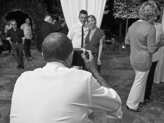 Il matrimonio di Emanuele e Elisa a Capriolo, Brescia 54