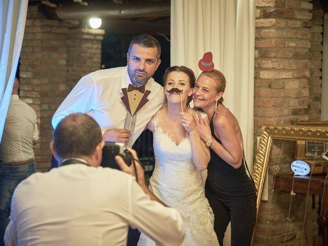 Il matrimonio di Emanuele e Elisa a Capriolo, Brescia 59