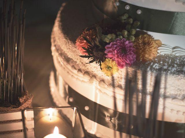 Il matrimonio di Emanuele e Elisa a Capriolo, Brescia 61