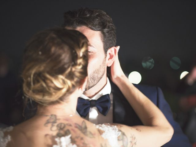 Il matrimonio di Emanuele e Elisa a Capriolo, Brescia 62