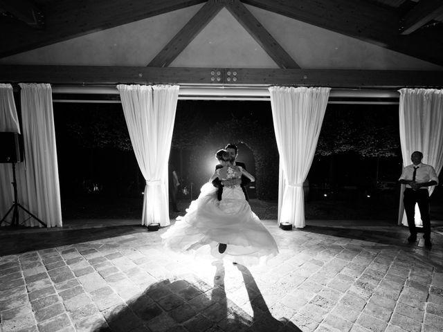 Il matrimonio di Emanuele e Elisa a Capriolo, Brescia 63