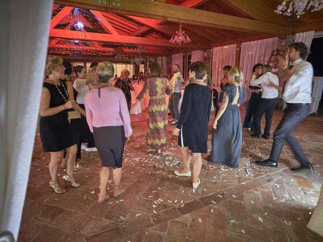 Il matrimonio di Emanuele e Elisa a Capriolo, Brescia 65