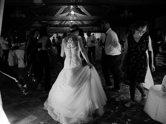 Il matrimonio di Emanuele e Elisa a Capriolo, Brescia 67