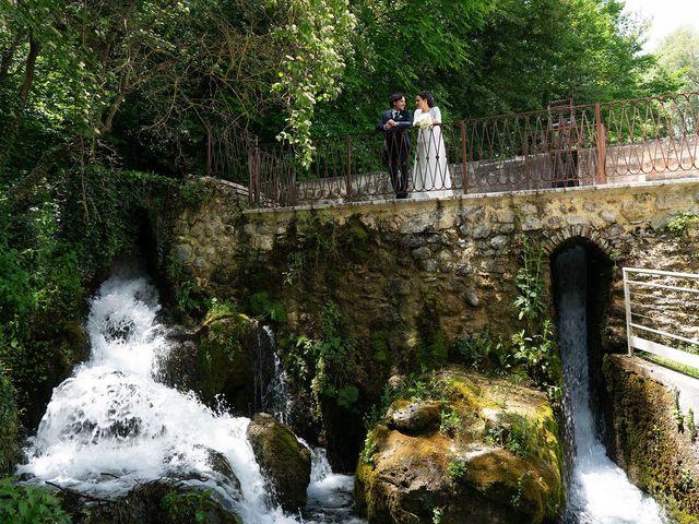 Le nozze di Maria Laura e Andrea