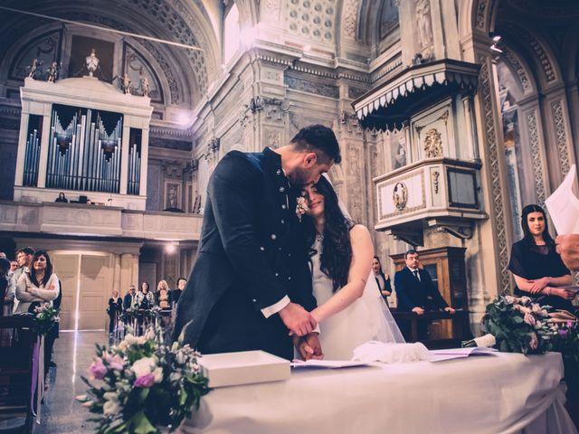 Il matrimonio di Giuseppe e Sara a Roncoferraro, Mantova 17