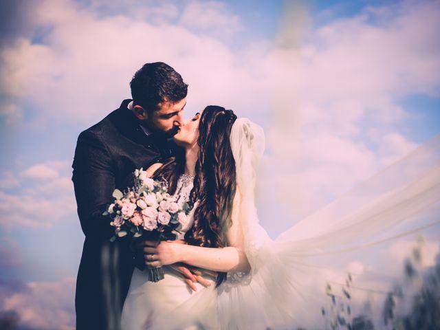 Il matrimonio di Giuseppe e Sara a Roncoferraro, Mantova 20