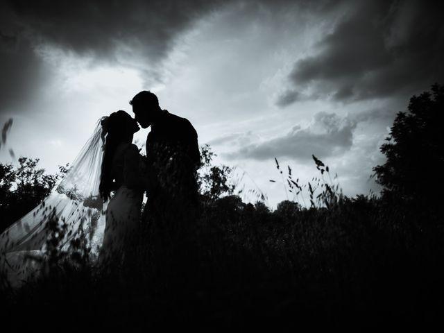 Il matrimonio di Giuseppe e Sara a Roncoferraro, Mantova 21