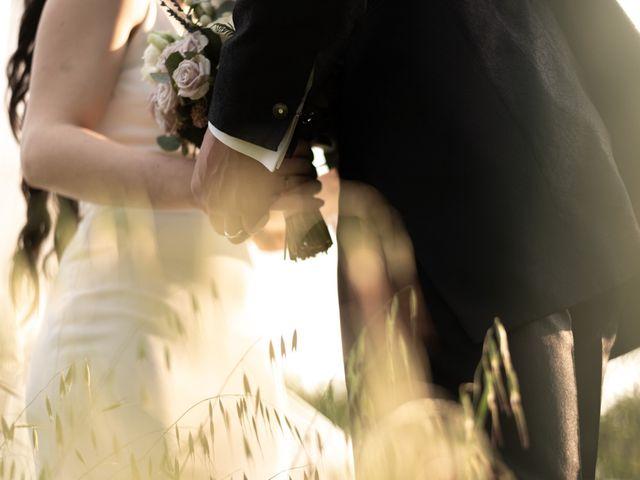 Il matrimonio di Giuseppe e Sara a Roncoferraro, Mantova 1