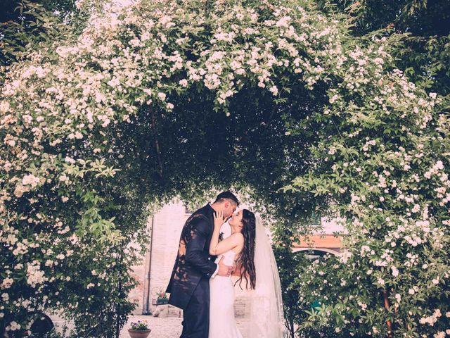 Il matrimonio di Giuseppe e Sara a Roncoferraro, Mantova 22
