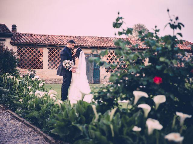 Il matrimonio di Giuseppe e Sara a Roncoferraro, Mantova 23