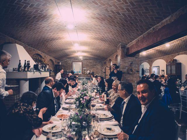 Il matrimonio di Giuseppe e Sara a Roncoferraro, Mantova 26
