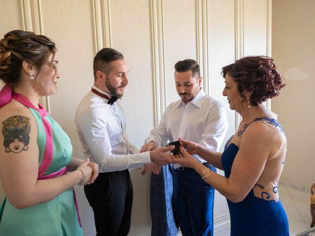 Il matrimonio di Salvo e Jessica a Augusta, Siracusa 3