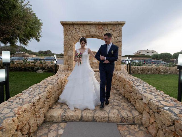 Il matrimonio di Salvo e Jessica a Augusta, Siracusa 7