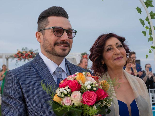Il matrimonio di Salvo e Jessica a Augusta, Siracusa 8