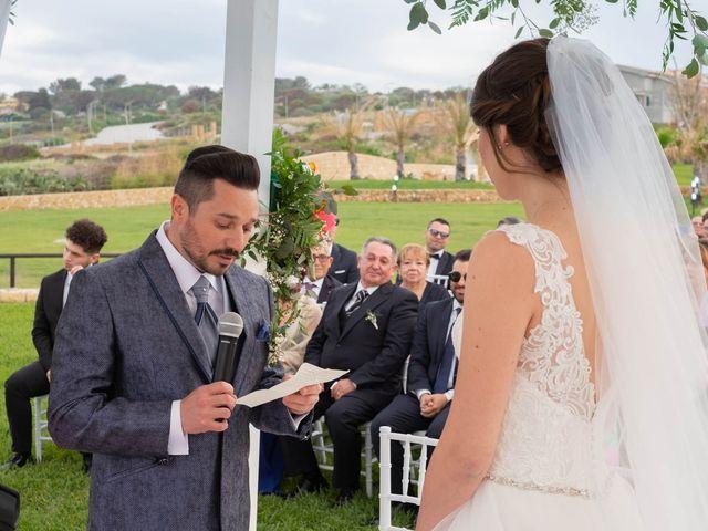 Il matrimonio di Salvo e Jessica a Augusta, Siracusa 10