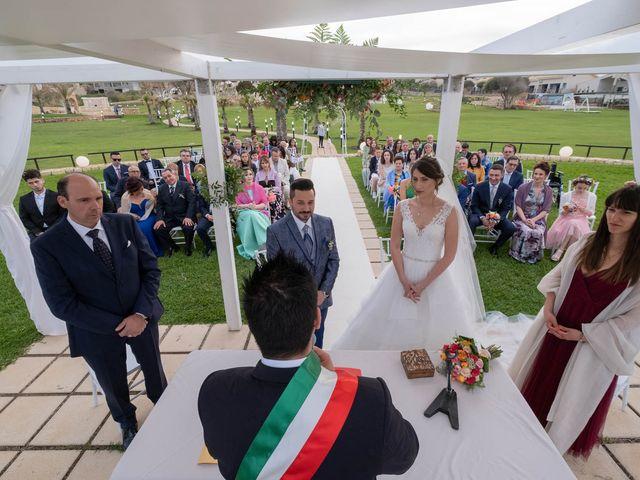 Il matrimonio di Salvo e Jessica a Augusta, Siracusa 11