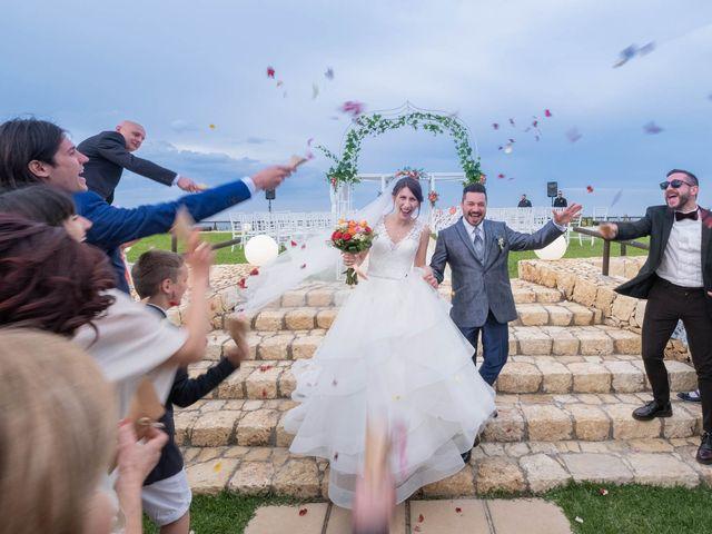 Il matrimonio di Salvo e Jessica a Augusta, Siracusa 12