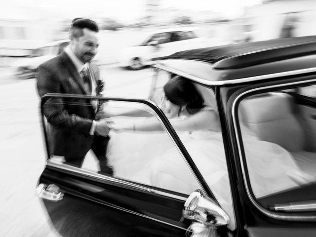 Il matrimonio di Salvo e Jessica a Augusta, Siracusa 2