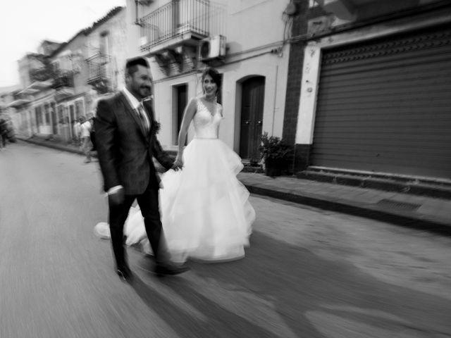 Il matrimonio di Salvo e Jessica a Augusta, Siracusa 17