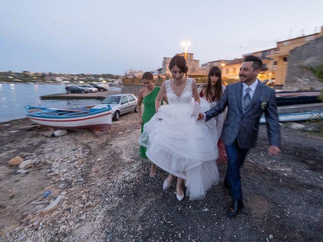 Il matrimonio di Salvo e Jessica a Augusta, Siracusa 18