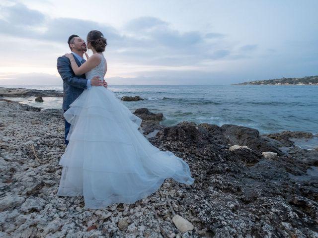 Il matrimonio di Salvo e Jessica a Augusta, Siracusa 19