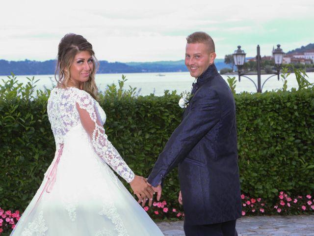 Il matrimonio di Alessandro  e Brigitte  a Baveno, Verbania 13